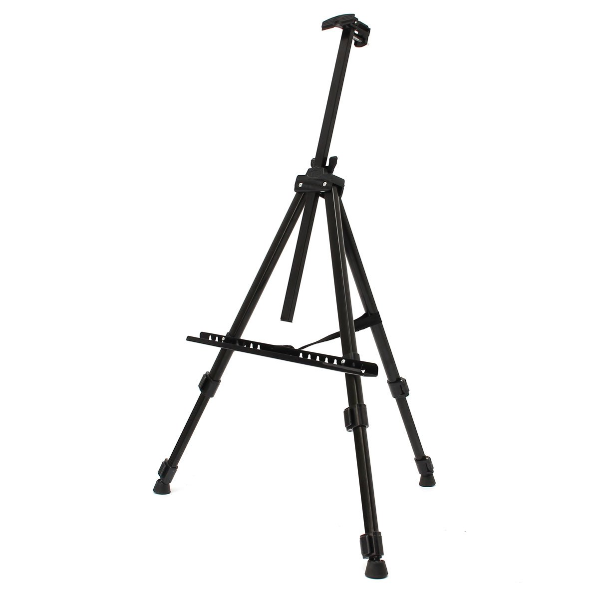 artist-quality-metal-folding-painting-easel-frame-adjustable-tripod-display-shelf-and-carry-bag-painting-supplies-3