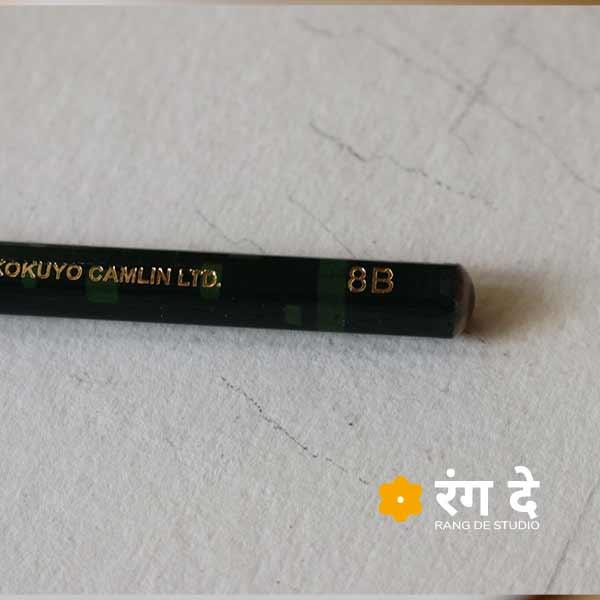 Camlin Drawing Pencils | Graphite | Buy online | Rang De Studio