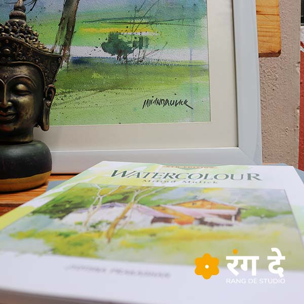 Buy Watercolour book by Milind Mulick online