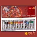 Camlin Acrylic Colours - 9ml