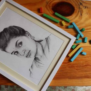Gift a portrait your loved once - Love you too
