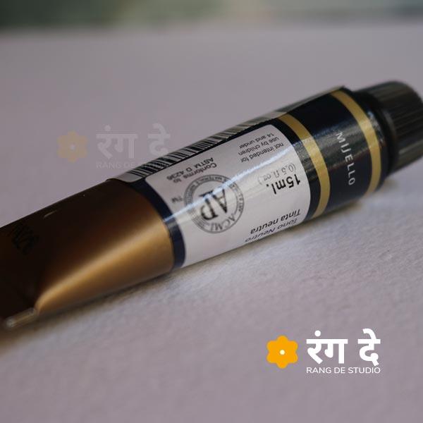 Neutral-Tint---Mijello-Mission-Gold-Class-Professional-Grade-Watercolour----15-ml_by-Rang-De-Studio