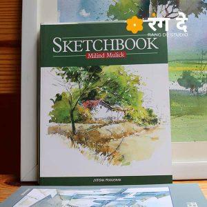 Sketch book by Milind Mulick