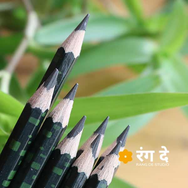 Buy Camlin Drawing Pencils   Graphite   Buy online   Rang De Studio