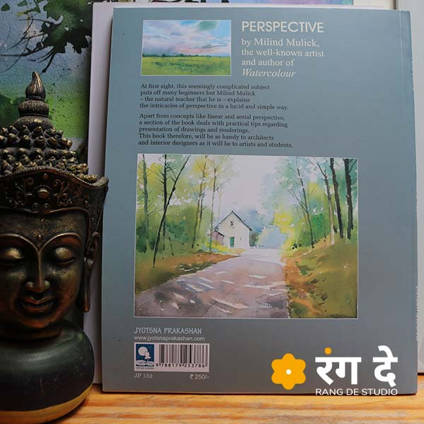 learn perspective with Milind Mulick