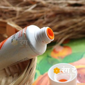 Buy Cadmium Orange Artists Acrylic Colours Camlin Online from Rang De Studio