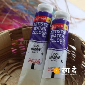 Buy Mauve Artist Watercolour Online | Rang De Studio