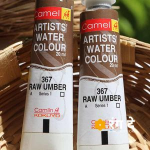 Raw Umber Watercolor online _ Rang De studio