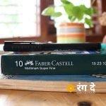 Buy original Faber Castell Multimark Superfine 0.4mm pens online from Rang De Studio, Free Delivery over INR 1500