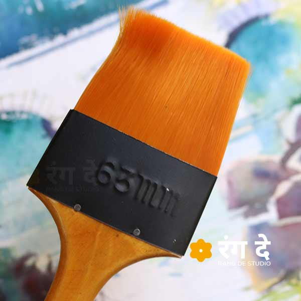 Buy wash brush online for watercolour painting