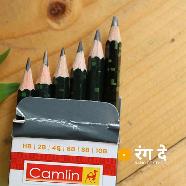 Camlin Assorted Drawing Pencils Set online