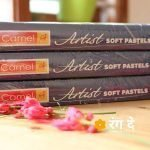 Shop artist oil pastels online from Rang De Studio. The brand-new packs with 25 shades & 50 shades options